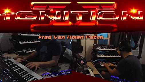 Van Halen Patch