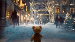 Migros 'Christmas - Teddy'