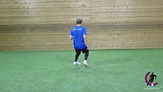 W20 - First touch pass with footwork