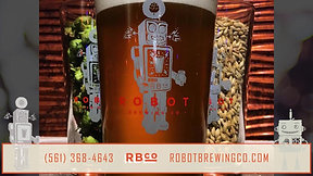 Robot Brewing Company And Quixotic Lounge