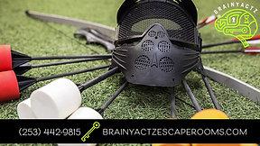 Brainy Actz Escape Rooms Tacoma