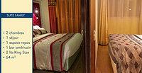 Présentation des Chambres et suites