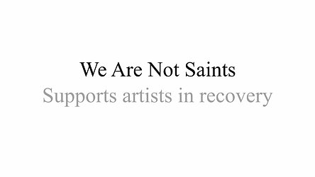 We Are Not Saints - We Need You