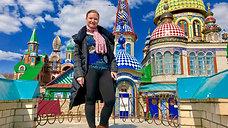 Kazán y el Templo de todas las Religiones
