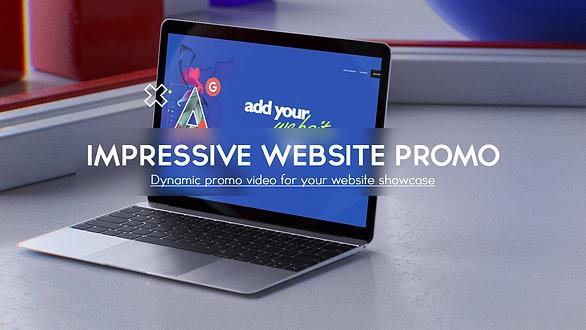 Impressive Web Promo