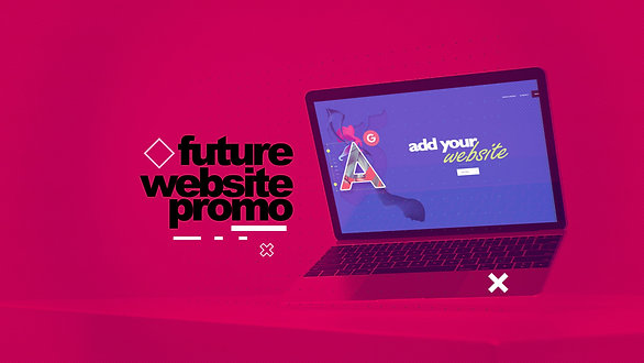 Future Website Promo