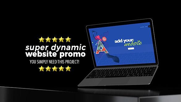 Super Dynamic Website Promo