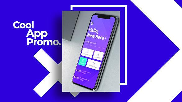 Cool App Promo