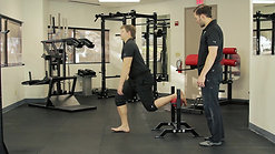 End Range Activation Split Squat