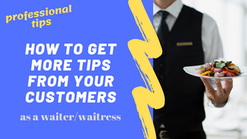 How to get more tips from your customers?