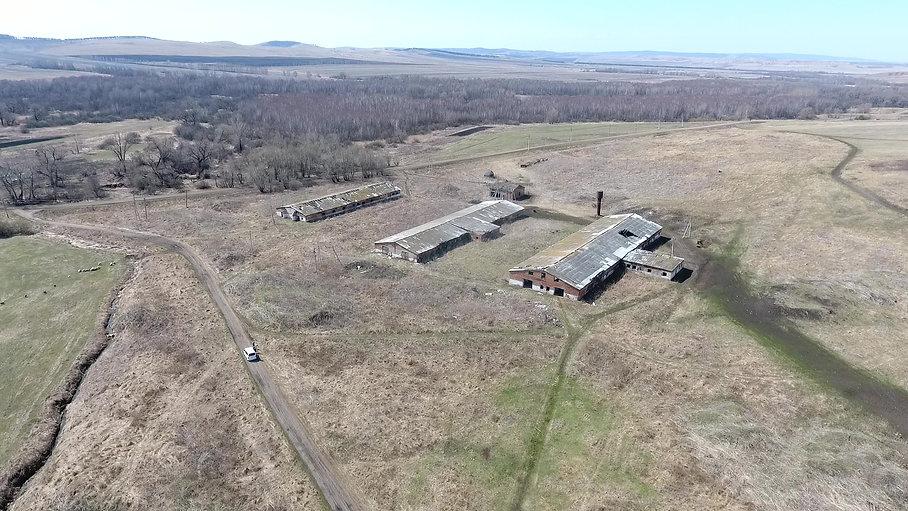Фермы Тюлюбаево