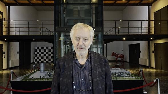 Johan Van Assche - Acteur en voorzitter van de acteursgilde