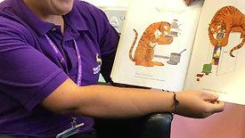 Mrs Hunter-Hadley's storytime