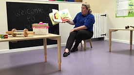 Mrs Arundel's storytime