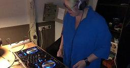 Me DJ Femina Ignis op afscheidsfeestje St Josef Zhuis Gouda