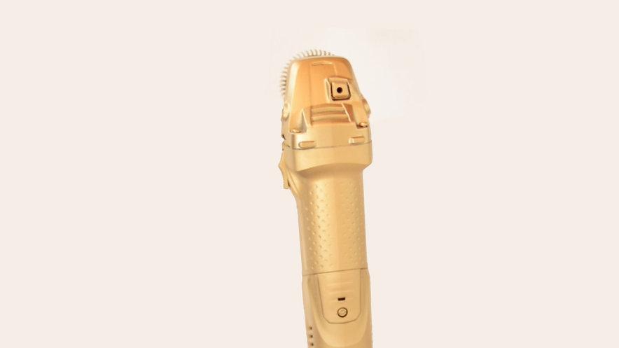 Golden angle grinder