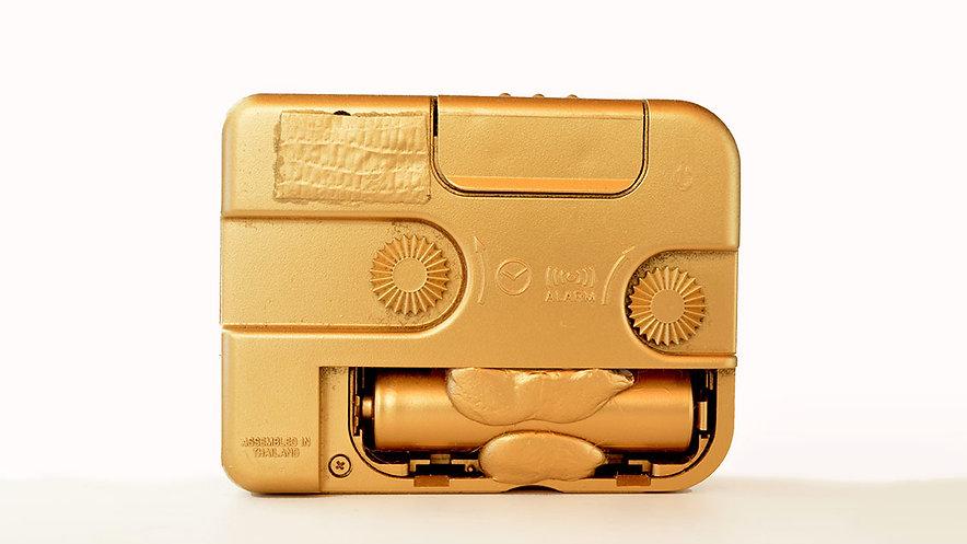 Golden alarm