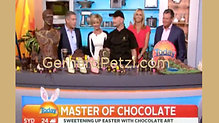 "TV-Channel 9 ""Master of chocolate"", Today's show with Master Chocolatier Gerhard Petzl, Channel 9, Australia"