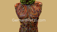 Chocolate Body Painting by chocolate artist GerhardPetzl.com