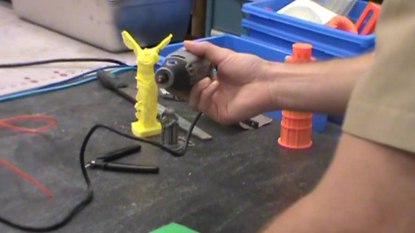Post-Processing:  3D Welding