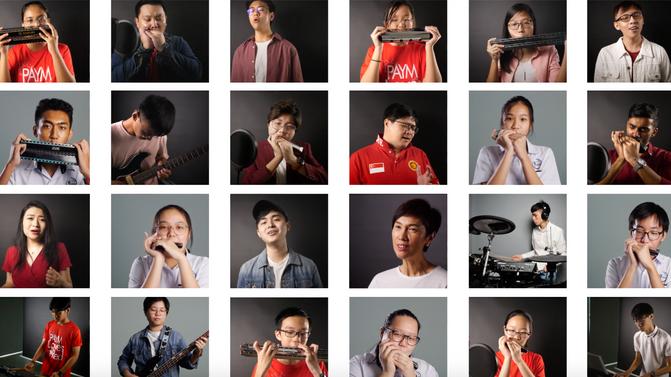 Singapore Medley 2020 (COVID-19 Edition)
