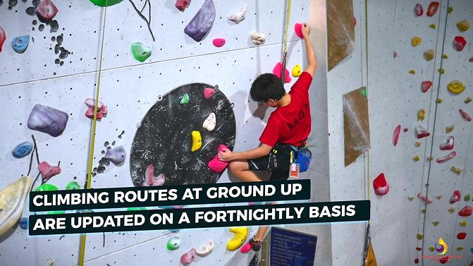 Ground Up Climbing + Ninja SG Promo