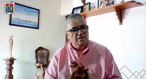 Mensaje Rector Carlos Mario Garcés Correa