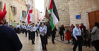 Christians of Palestine, Life Behind the Wall