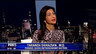 Fox5 News: Dr. Taraneh Shirazian discusses her global health work with Saving Mothers