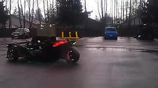 2016 Polaris Slingshot - slick moves