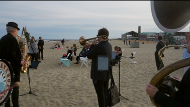 Mat and Christine's Wedding in Asbury Park, NJ