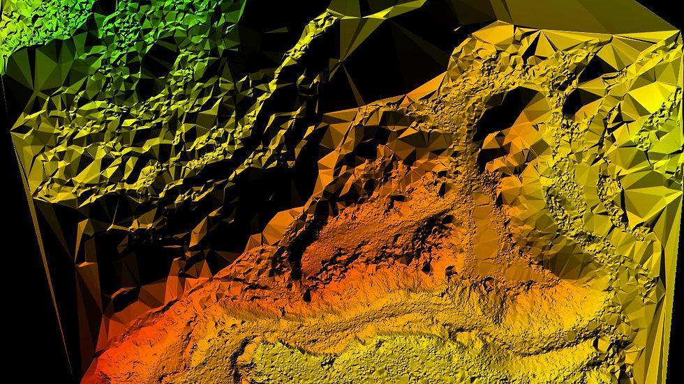 MARBLE QUARRY 3D MODEL, DSM & VOLUMETRICS