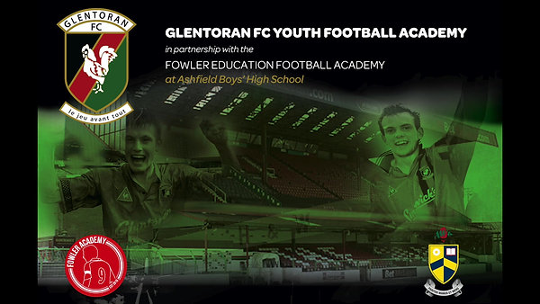 Glentoran FC Youth Football Academy