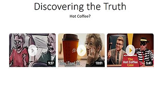 Discovering the Truth - Diane Webb