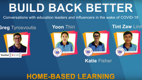 Build Back Better Episode 4: Home-Based Learning with Marist Asia Foundation