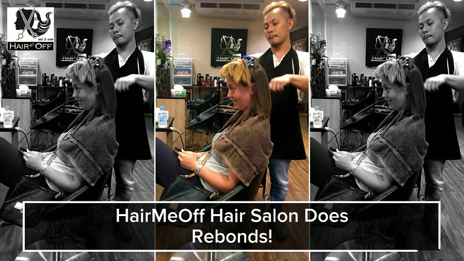 HairMeOff Hair Salon Videos