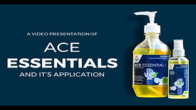 How to use Ace Essentials