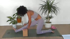 Recover x Ashley Vinyasa Yoga #041821