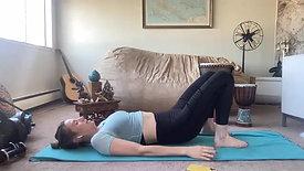 Pulse Mindful Mat Pilates x Vanessa #053021