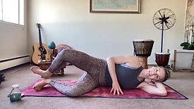 Pulse Mindful Mat Pilates x Vanessa #050221