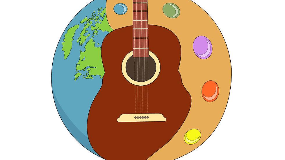 AGC Summer 2020 Virtual Arts & Music Festival