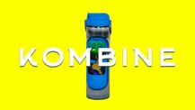 """Kombine / """"Water Bottle Reimagined"""""""