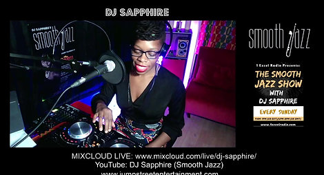 DJ Sapphire's Smooth Jazz and Soul show