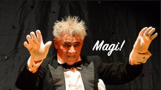 Video: Teatro Colombaioni