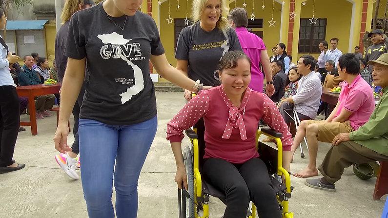 Sams Furniture - Bringing Hope to Vietnam