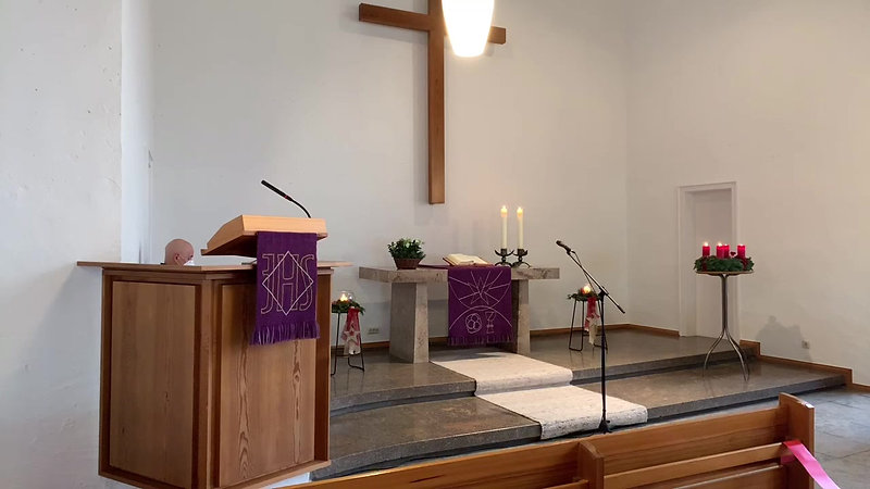 Pauluskirche Livestream 1
