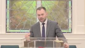 3.29.20 Sunday Sermon