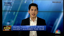 James Nguyen CNBC