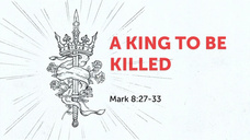 A King to be Killed