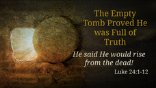 Tomb Truths